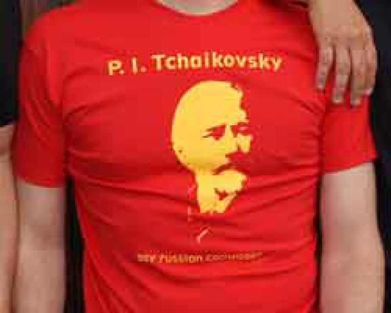 P.I.Tchaikovsky - Shirt rot - Part of culture